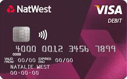 Image of Contactless Debit Card